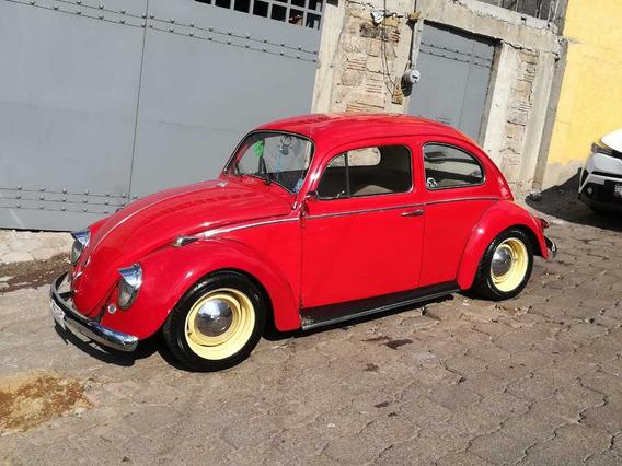 Volkswagen Vw Vocho 1967 Clasico