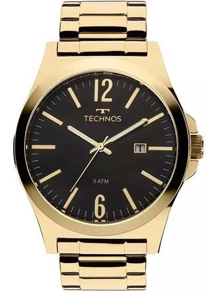 Relógio Technos Masculino 2115lan/4p Envio No Mesmo Dia