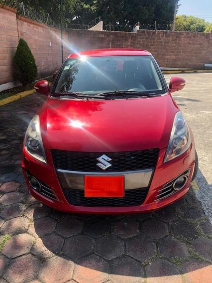Sss - Suzuki Swift Sport 2016