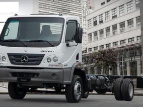 Mercedes Benz Camiones Accelo 815/37 2017 0km Financiaciones