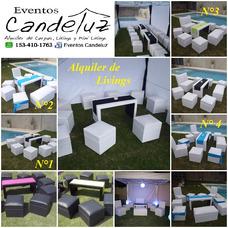 Alquiler Carpas Livings Calefactores Berazategui Quilmes