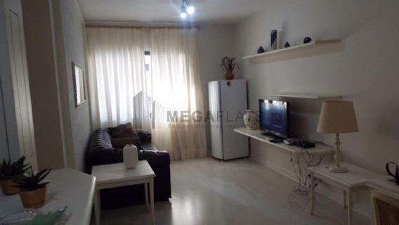 03386 - Flat 1 Dorm, Itaim Bibi - São Paulo/sp - 3386