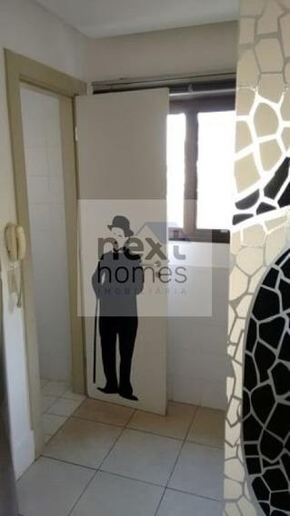 Loft Com 1 Suite Com Armarios, 2 Vagas Mais Deposito Mobiliado - Nh32692