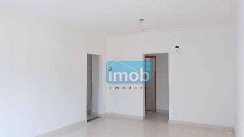 Imagem 1 de 14 de Apartamento Com 3 Dormitórios À Venda, 147 M² Por R$ 600.000,00 - Ponta Da Praia - Santos/sp - Ap6001