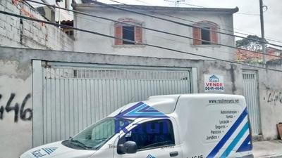 Venda Sobrado - Jd. Casablanca, São Paulo-sp - 3594-1