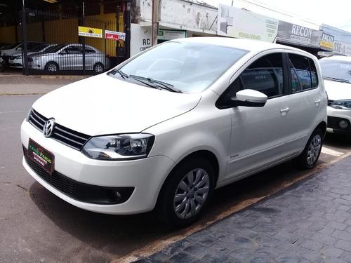 Volkswagen Fox I Trend 1.0 Branco 2014