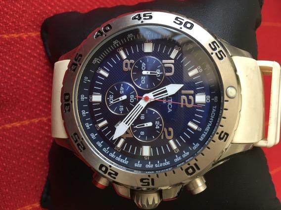 Relógio Náutica Mod. N14537g - Envio Imediato