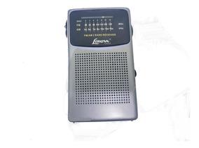 Rádio Portátil Lenoxx Rp-52a (mostruário - Leia O Anúncio)