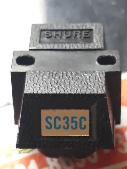 Cápsula Shure Sc35c Sem Agulha**produto Original**