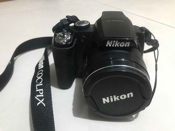 Câmera Semi Pro Nikon Coolpix P90
