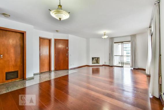 Apartamento No 10º Andar Com 4 Dormitórios E 2 Garagens - Id: 892976291 - 276291