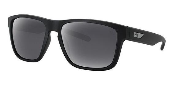Oculos Sol Hb H Bomb Matte Black Gray 9011200100