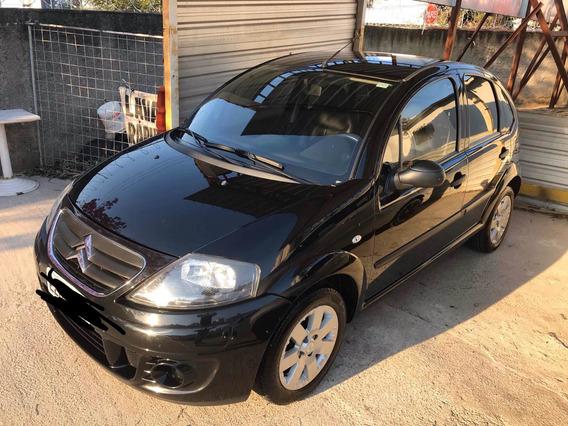 C3 2011 1.4 Preto