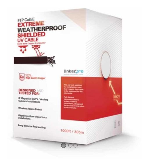 Venta X 10 Metro Cable Red Blindado 100% Cobre Para Exterio