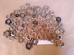 Lote 24- Espólio 80 Caixas Relógios -aproveitamento Peças