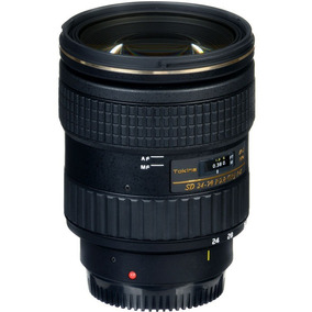 Objetiva Tokina At-x 24-70mm F2.8 Pro Fx Para Nikon