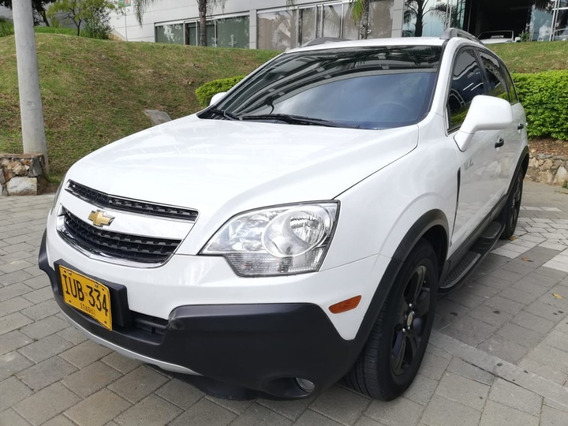 Chevrolet Captiva Sport 2.4cc