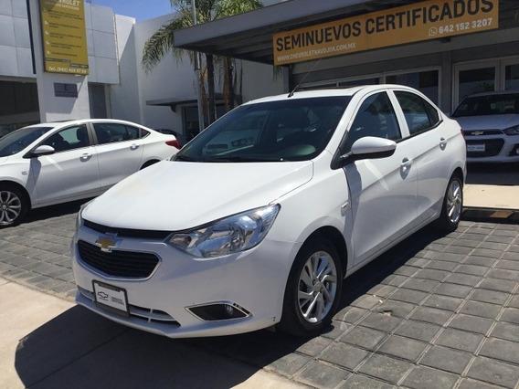 Chevrolet Aveo Ltz 2018