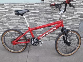 Bicicleta Viper Diamondback Rodado 20