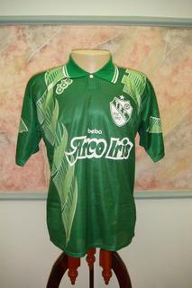 Camisa Futebol Tanabi São Paulo Ccs Jogo Antiga 965