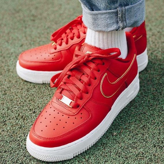 nike zapatillas mujer rojas