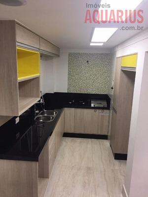 Pátio Condomínio Clube, 125 M2, 3 Dorms, Suíte, 2 Vagas, Belíssima Decoração! - Ap0736