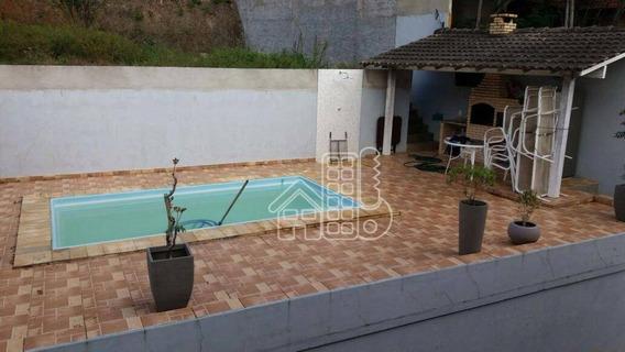 Casa A Venda Na Região Oceânica De Niterói - Ca0351