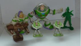 Mattel Toy Story Lote 6 Bonecos Variados
