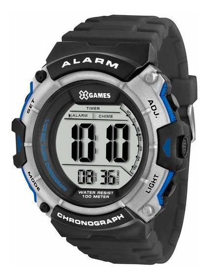 Relógio X-games Masculino Xmppd314 Bxpx, C/ Garantia E Nf