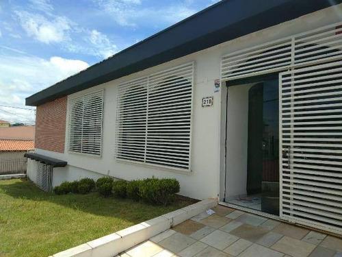 Casa, 250 M² - Venda Por R$ 580.000,00 Ou Aluguel Por R$ 2.800,00/mês - Vila Jardini - Sorocaba/sp - Ca8545