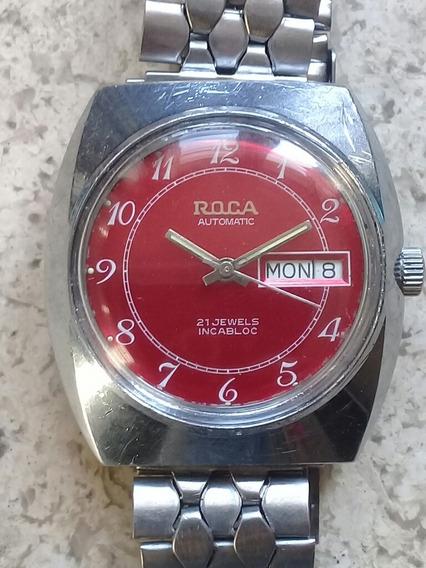 Reloj Roca Automático