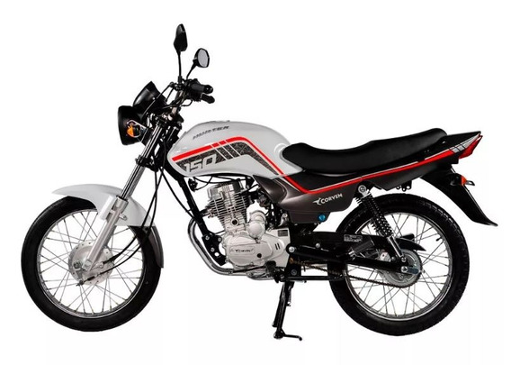 Corven Hunter 150 -econo Base - Lidermoto -ideal Flete