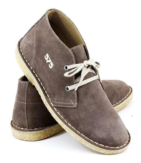 Sapato Canadian, Bota Cacareco Anos 80 Retro Camurça Retro