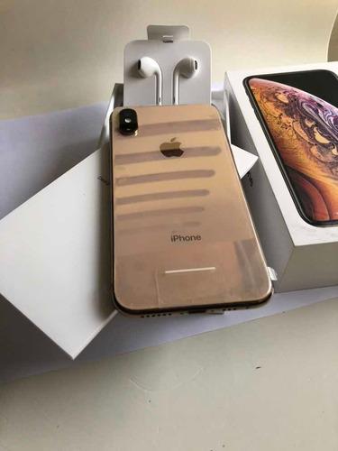 iPhone XS Gold 64gb Con Garantía Hasta Febrero 2021