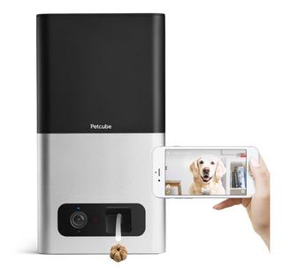 Petcube Bites Pet Camera With Treat Dispenser: Hd 1080p Vide