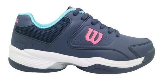 Zapatillas Tenis Wilson Mujer Game Tennis 2.0 Padel Cemento