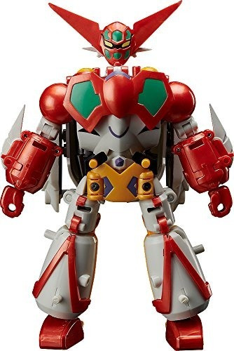 Freeing New Getter Robo Dynamic Change Figure