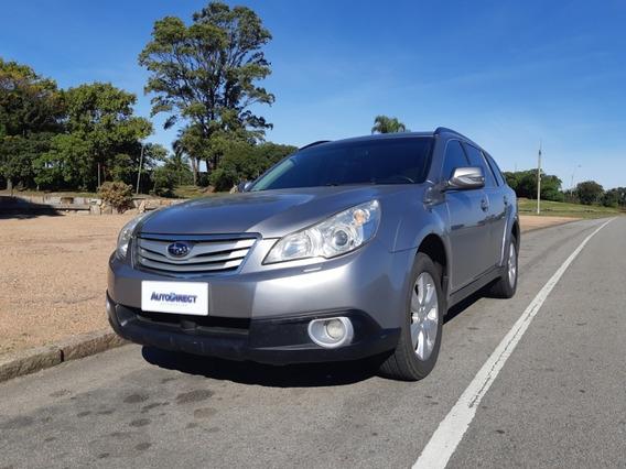 Subaru Outback 2.5 2 Dueños Ficha Servicio Oficial