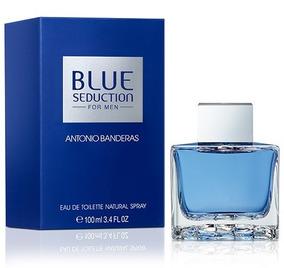 Decant Amostra Do Antonio Banderas Blue Seduction Men 2ml