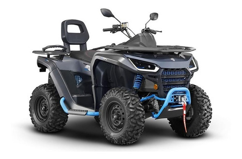 Imagem 1 de 2 de Quadriciclo Segway Snarler 570 2021 Honda Atv 420 Fourtrax