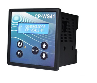Clp - Cp-ws41 - 8 Din / 8dout-2 Termopar - 2ain - 2aout