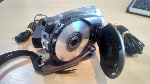 Filmadora Mini Dvd Canon Dc50