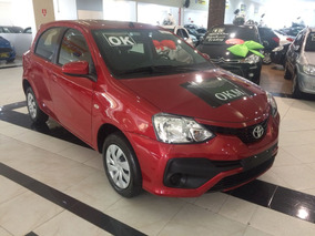 Toyota Etios 1.5 16v Xs Aut. 5p