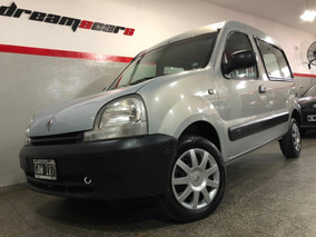 Renault Kangoo Express 1.9 Ex. Rld Confort Aa - Impecable
