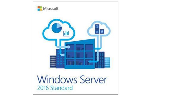 Licença Windows Server 2016 Standard + 50 User Esd - Nfe