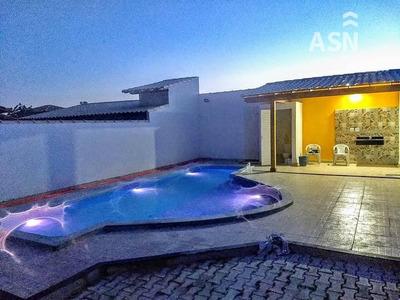 Duplex Alto Padrão, 3 Suítes, Piscina E Próximo A Praia - Ca0104
