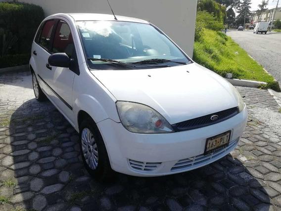 Ford Fiesta 1.6 Hb 5vel First Aa Mt 2005