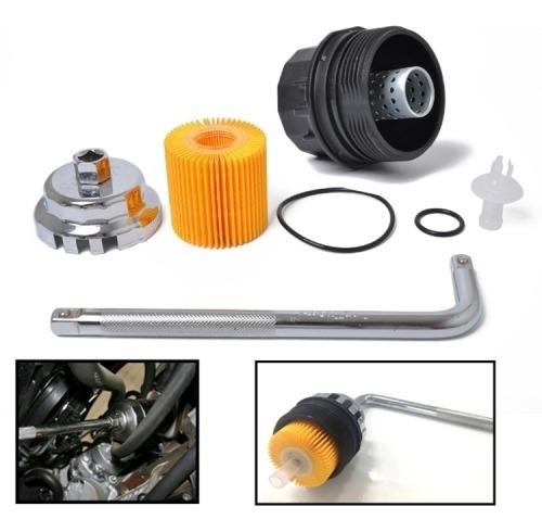 Accesorio Motor A1351 Filtro Aceite Tapa Toyota Lexus