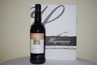 Vino Jerez- Caja X 6 Botellas X 750 Ml Bga Hagmann San Juan