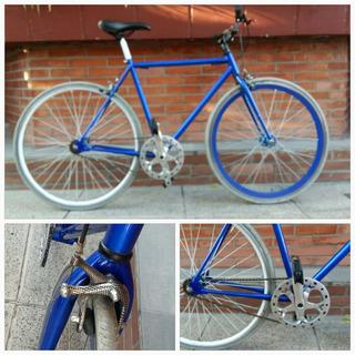 Bicicleta Fixie, No Raleigh, No Venzo, No Merida, No Zenith